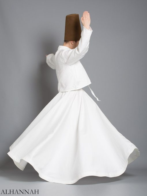 Authentic Whirling Dervish Costume me482 (6)
