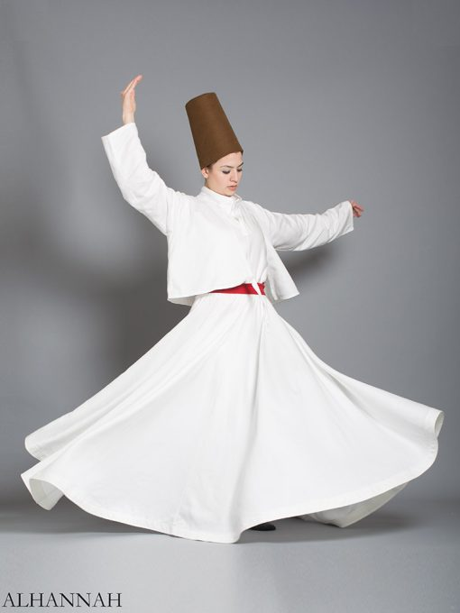 Authentic Whirling Dervish Costume me482 (7)