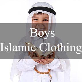 Boys Islamic Clothing
