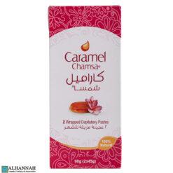 Carmel Chamsa Sugar Wax