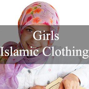 Girls Islamic Clothing