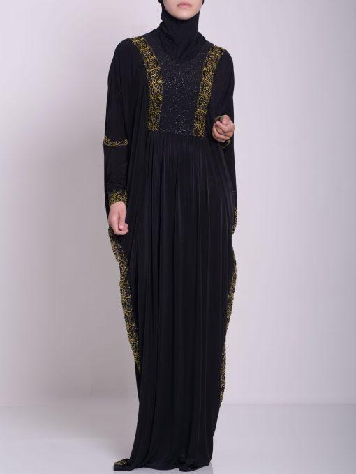 Hafthah Abaya - Pull Over Style ab667 (5)