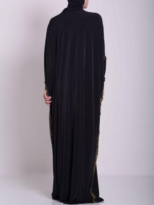 Hafthah Abaya - Pull Over Style ab667 (7)
