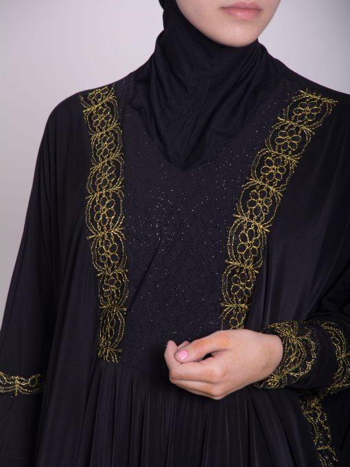 Hafthah Abaya - Pull Over Style ab667 (9)