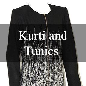 Kurti and Tunics