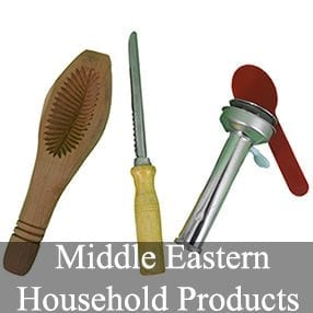 Middle Eastern Household Products