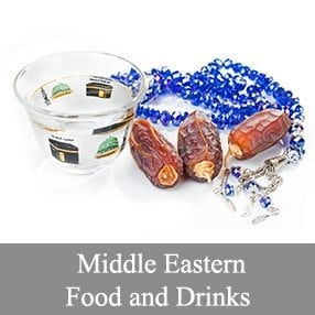 Middle Eastern Food & Drinks