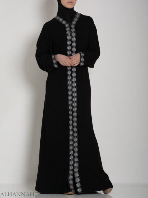 Najood Abaya - Khalije Style ab654 (5)