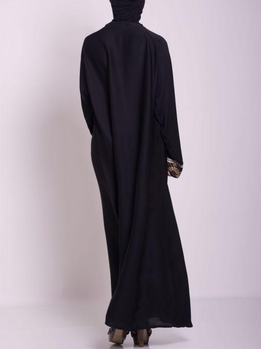 Najwa Abaya - Pull Over Style ab661 (1)