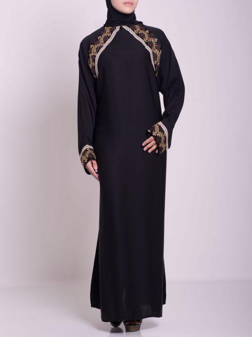 Najwa Abaya - Pull Over Style ab661 (10)