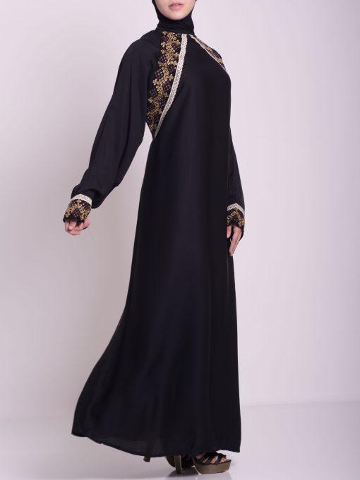 Najwa Abaya - Pull Over Style ab661 (11)