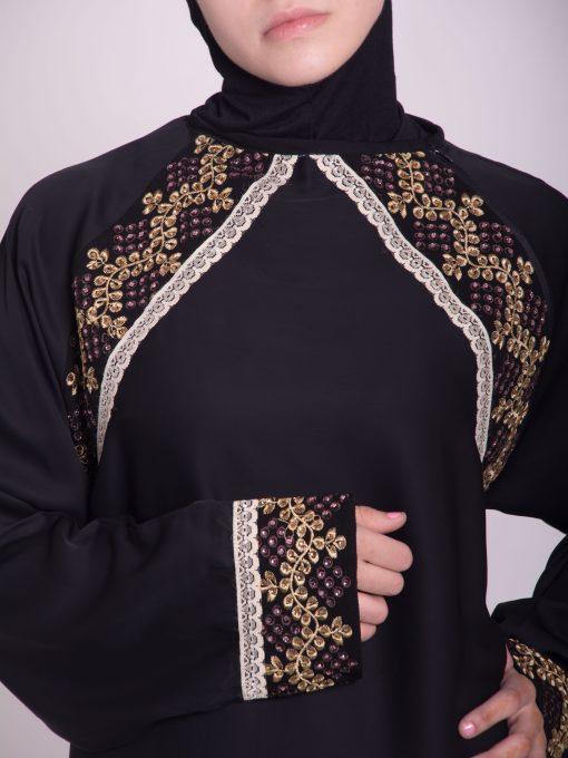 Najwa Abaya - Pull Over Style ab661 (13)