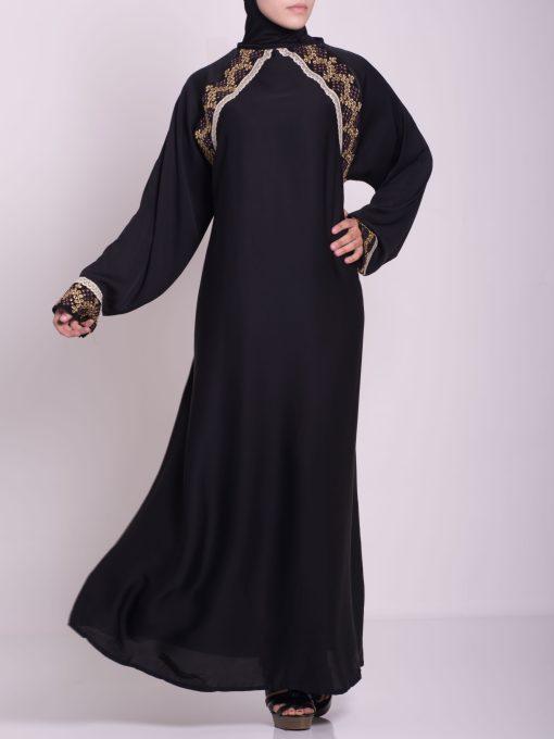 Najwa Abaya - Pull Over Style ab661 (14)