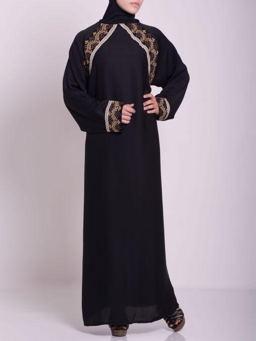Najwa Abaya - Pull Over Style ab661 (6)