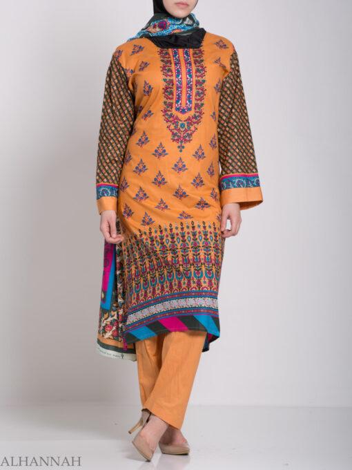 Rabiah Salwar Kameez - Premium Cotton sk1225 (10)
