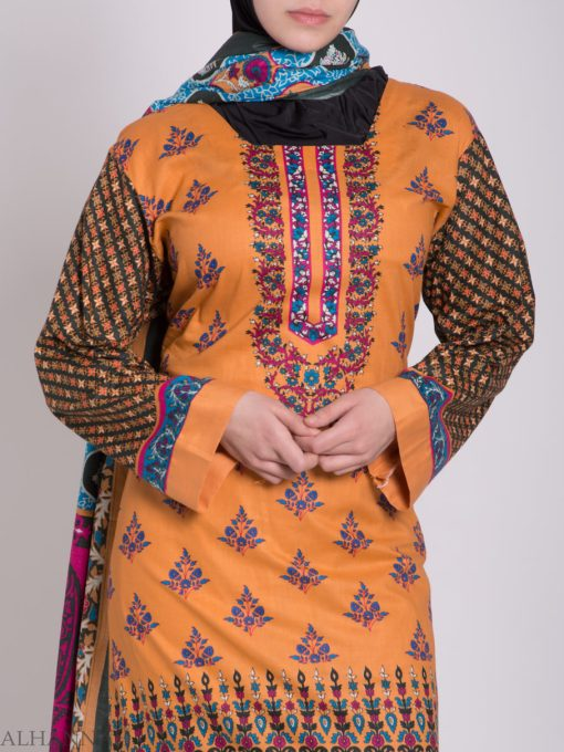 Rabiah Salwar Kameez - Premium Cotton sk1225 (11)