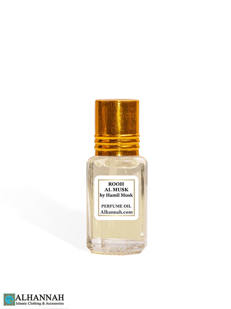 Rooh Al Musk Attar Perfume by Hamil