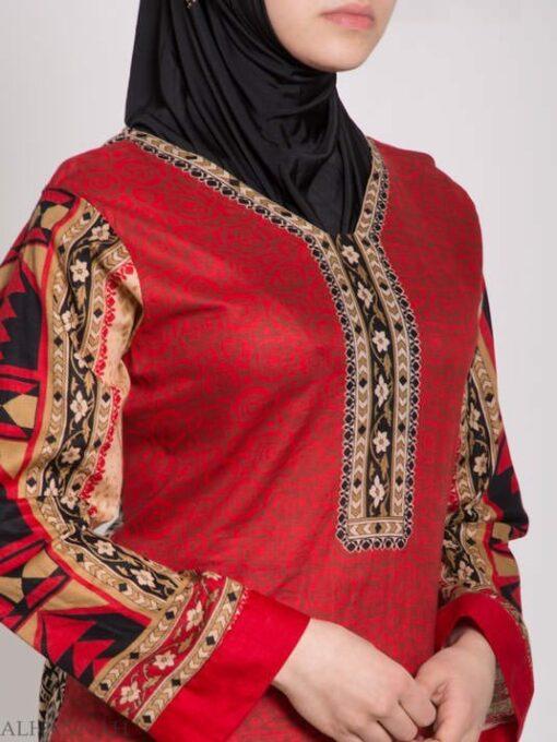 Ruwaydah Salwar Kameez - Premium Lawn Cotton sk1234 (6)