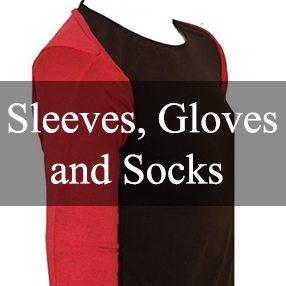 Sleeves, Gloves, and Socks