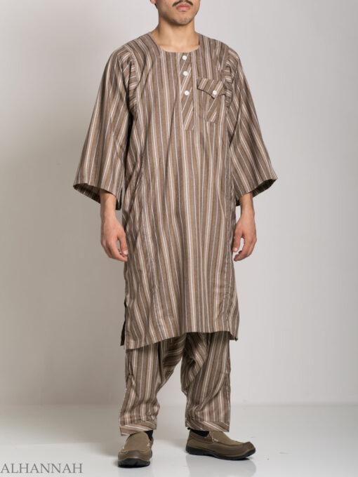 Sudanese Mens Pants Suit me685 (4)