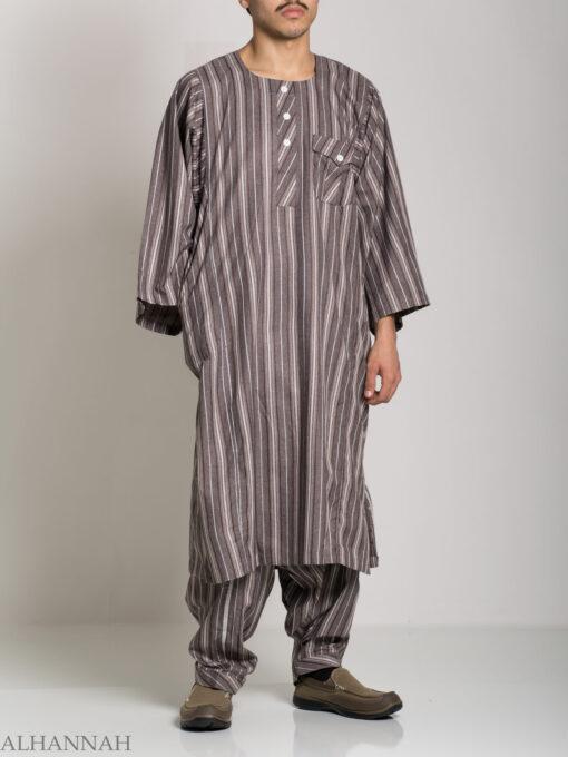 Sudanese Mens Pants Suit me685 (7)