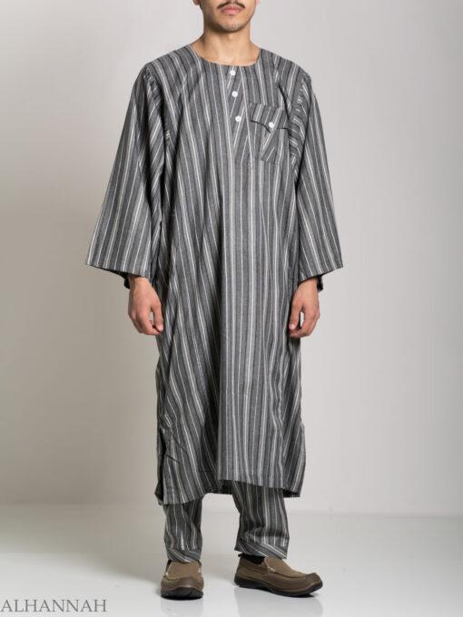 Sudanese Mens Pants Suit me685 (8)