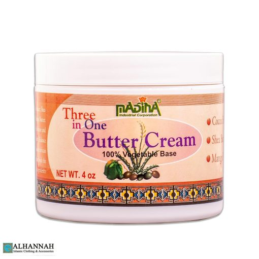 Three in One Butter Cream
