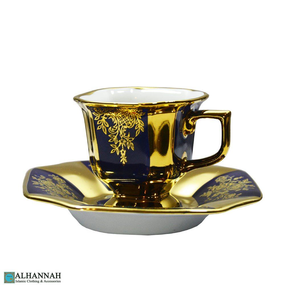Turkish Coffee Cup - Lapis
