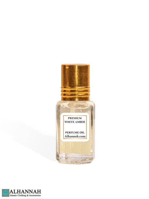 White Amber Atter Perfume Oil