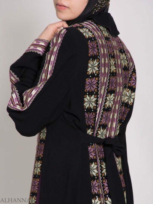 Yasmin Embroidered Palestinian Fellaha Thobe th767 (3)