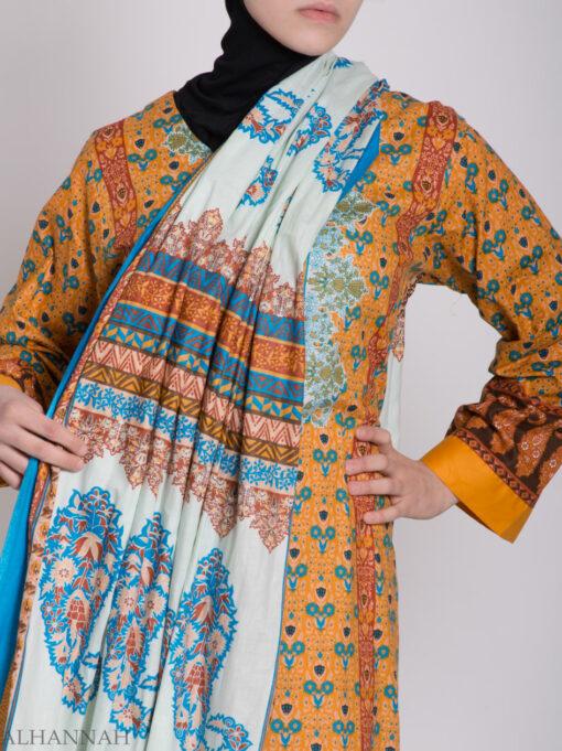 Zahrah Salwar Kameez - Premium Cotton sk1230 (6)