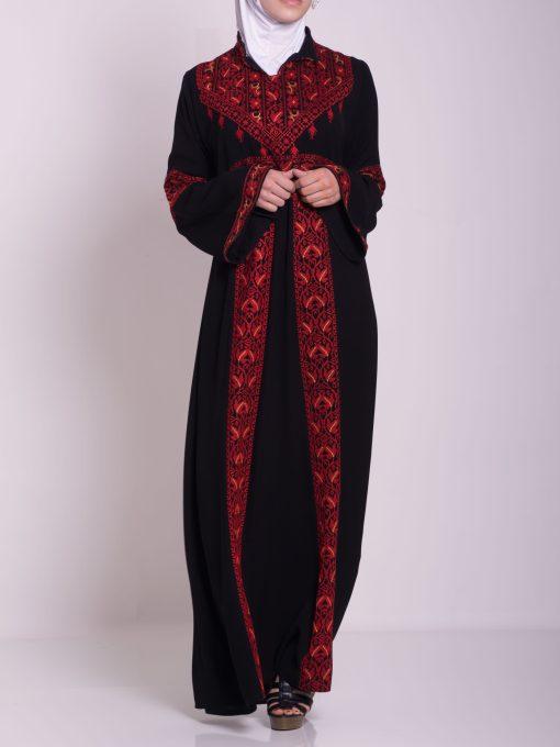Zainab EmbroiderZainab Embroidered Palestinian Fellaha Dress th760 (13)ed Palestinian Fellaha Dress th760 (13)