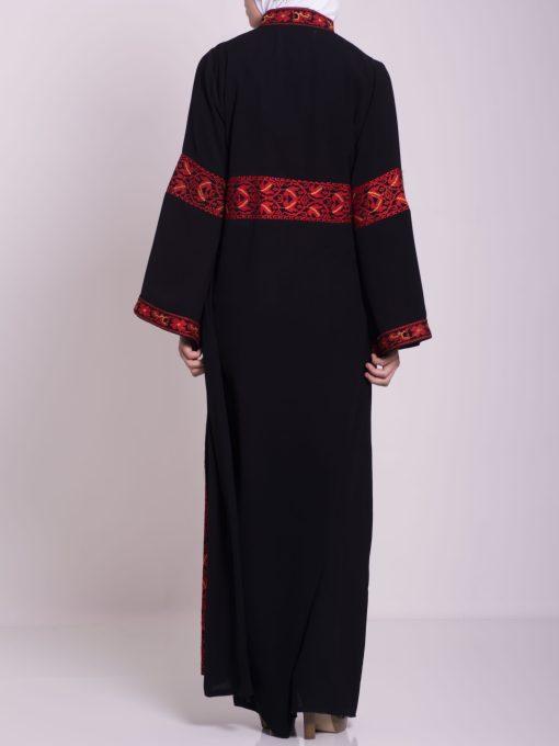 Zainab Embroidered Palestinian Fellaha Dress th760 (2)