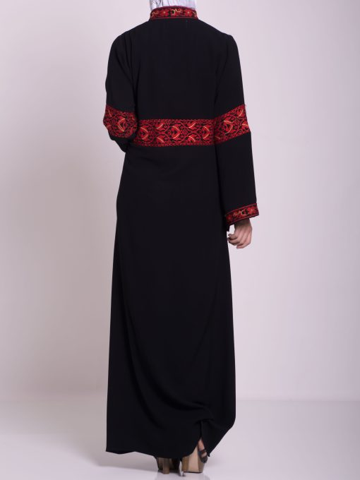 Zainab Embroidered Palestinian Fellaha Dress th760 (3)