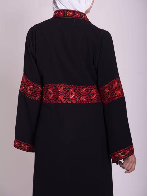 Zainab Embroidered Palestinian Fellaha Dress th760 (4)
