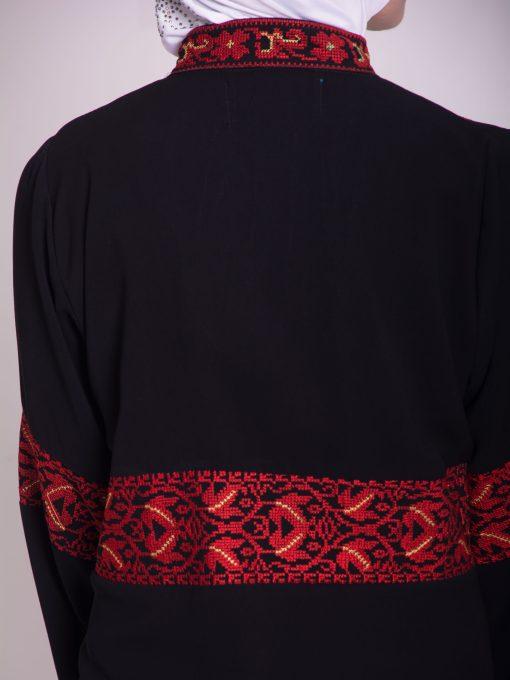 Zainab Embroidered Palestinian Fellaha Dress th760 (5)