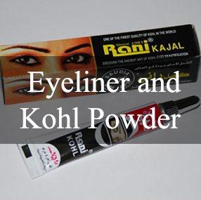 Eyeliner | Kajal | Kohl Powder