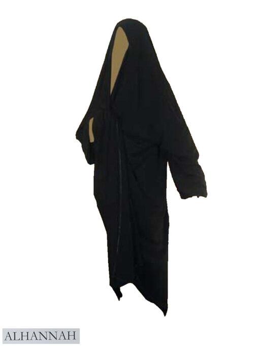 saudi abaya