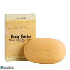Black soap Body Butter