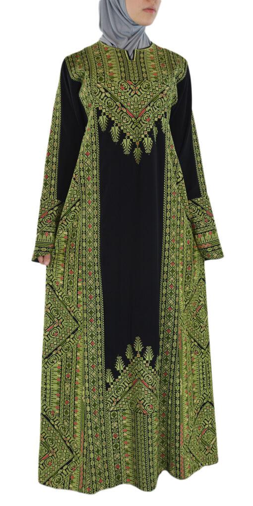 Emerald Falleh Dress Spread