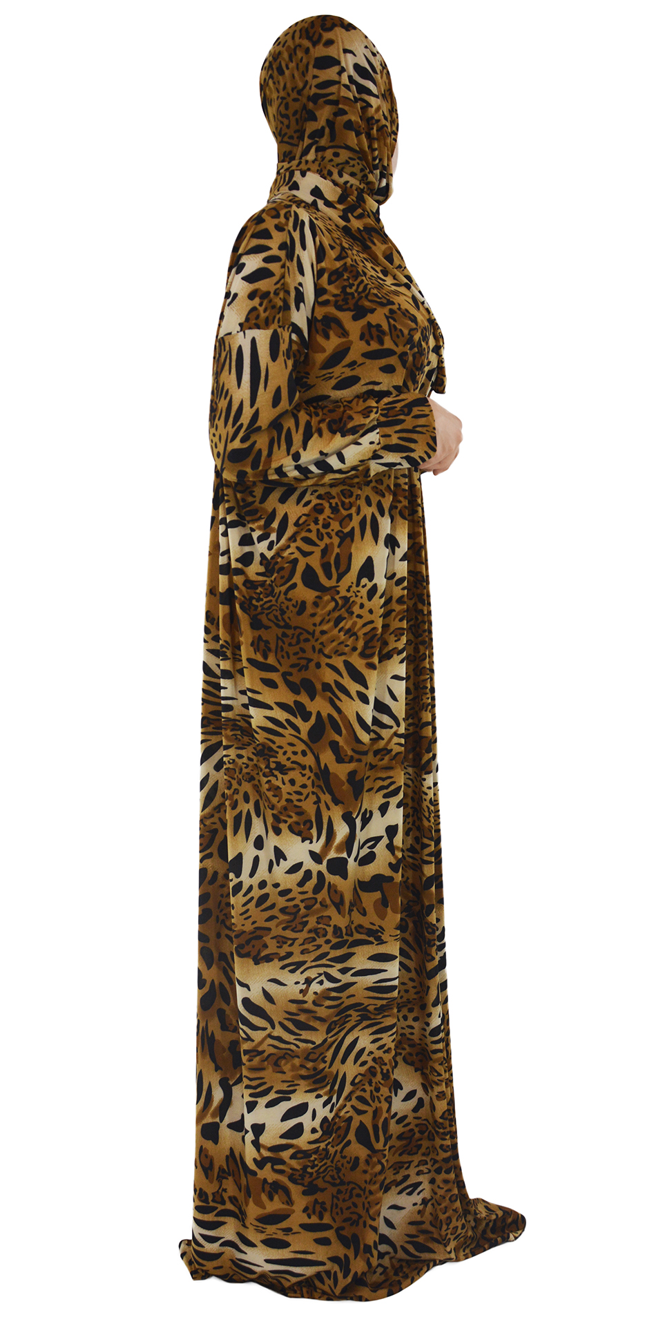 Brown and Tan Leopard Print (4)