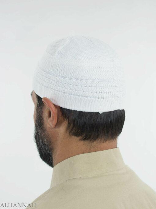 Knit Saudi Kufi - Me480 (2)