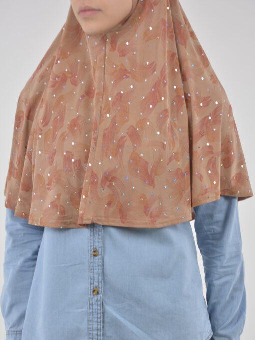 Angel lash Glitter One-Piece Al-Amira Hijab HI2130 (2)
