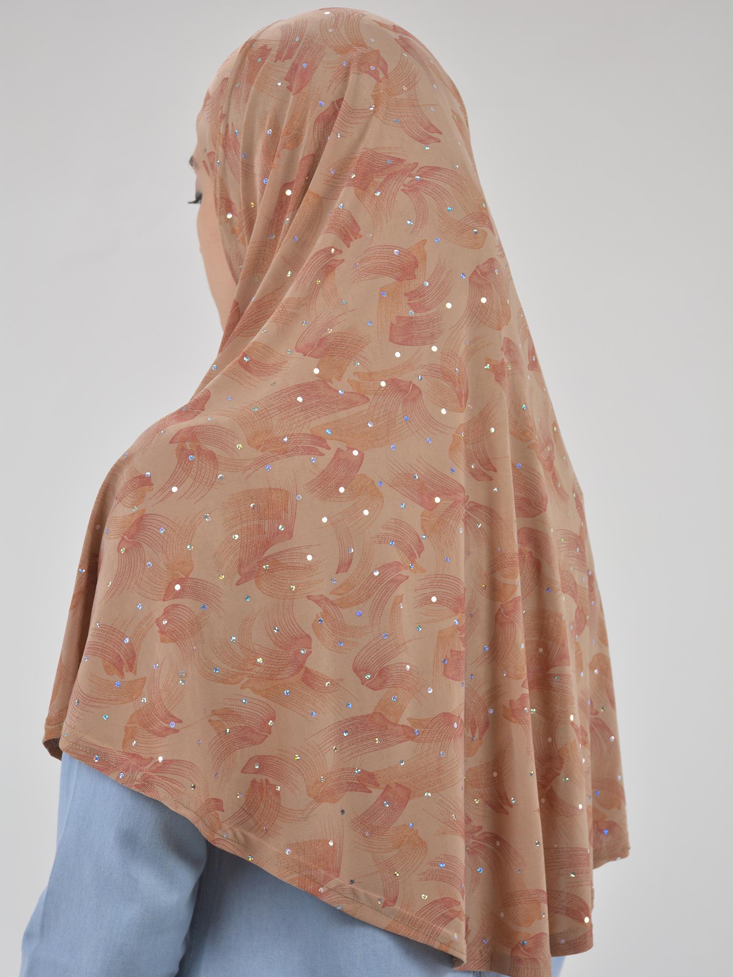 Angel lash Glitter One-Piece Al-Amira Hijab HI2130 (3)