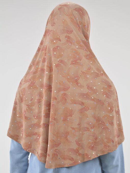 Angel lash Glitter One-Piece Al-Amira Hijab HI2130 (4)