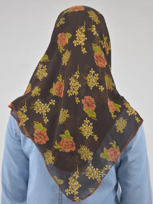 Autumn Rose Square Hijab HI2124 (4)