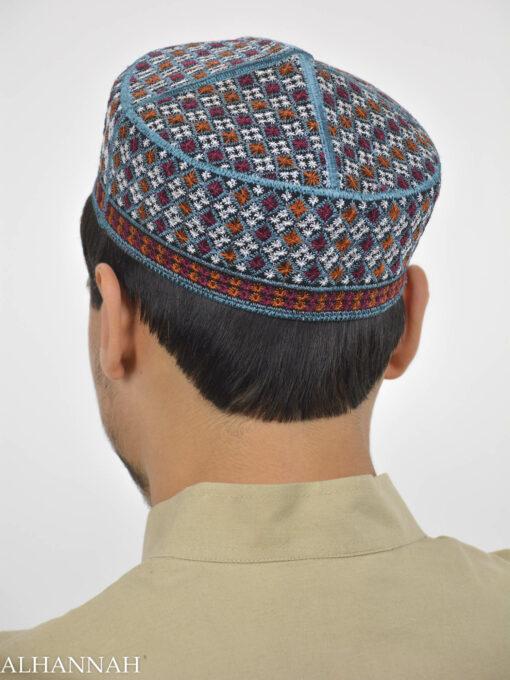 Checkered Taqiya Kufi ME741 (10)