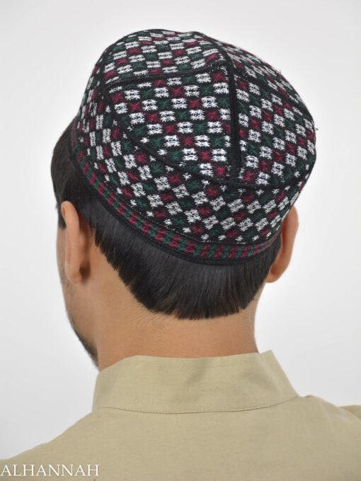 Checkered Taqiya Kufi ME741 (8)
