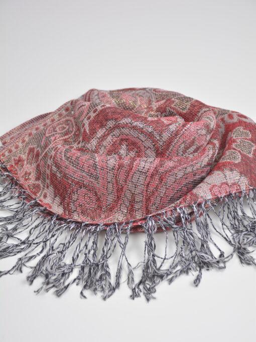 Floral Sparkle Weave Shayla Hijab HI2131 $14.99 (11)
