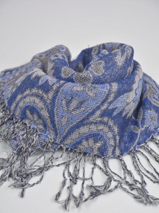 Floral Sparkle Weave Shayla Hijab HI2131 $14.99 (4)